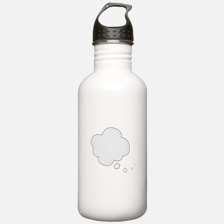 Thought Bubble Water Bottle