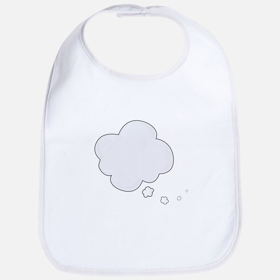 Thought Bubble Bib