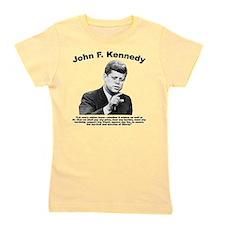 JFK Liberty Girl's Tee