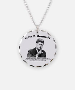 JFK Liberty Necklace