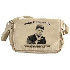 JFK Liberty Messenger Bag