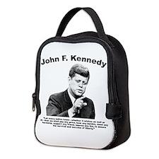 JFK Liberty Neoprene Lunch Bag