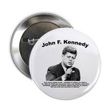 "JFK Liberty 2.25"" Button"