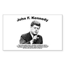 JFK Liberty Decal