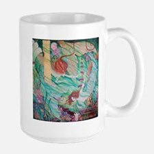 mermaids in atlantis Mugs