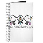 Geeky Puffin Knit Palooza Journal