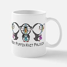 Geeky Puffin Knit Palooza Mugs