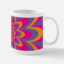 Pop Art Flower Mugs