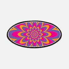 Pop Art Flower Patches