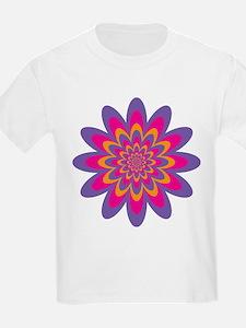 Pop Art Flower T-Shirt