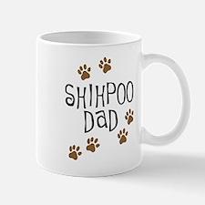 Shihpoo Dad Mugs