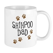 Shihpoo Dad Mugs