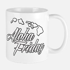 Hawaii Aloha Friday Urban Island Mug