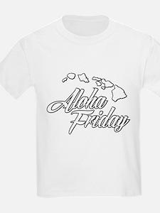 Hawaii Aloha Friday Urban Island T-Shirt