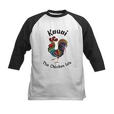 Kauai - The Chicken Isle Baseball Jersey