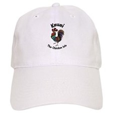 Kauai - The Chicken Isle Baseball Cap