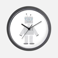Sci Fi Robot Wall Clock
