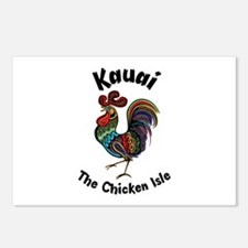 Kauai - The Chicken Isle Postcards (Package of 8)