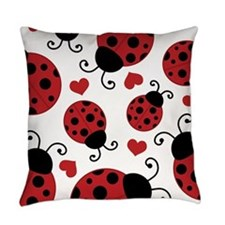 ladybug lover Master Pillow