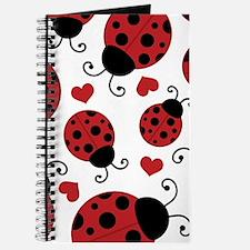 ladybug lover Journal