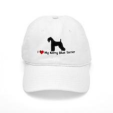 I Love My Kerry Blue Terrier Baseball Cap
