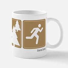 Run Forrest Run Mugs