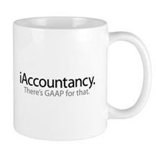 iAccountancy - there's GAAP for that Mug
