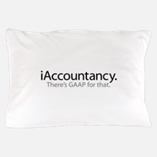 iAccountancy - there's GAAP for that Pillow Case