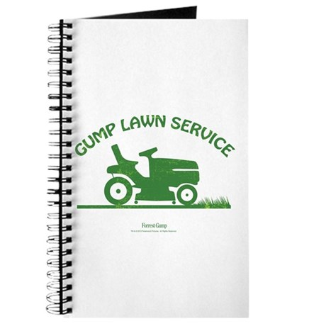 Gump Lawn Journal by paramount