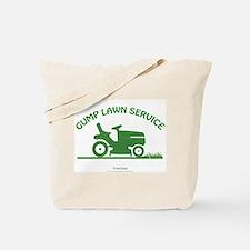 Gump Lawn Tote Bag
