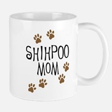 Shihpoo Mom Mugs