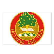 5 Field Artillery Regimen Postcards (Package of 8)