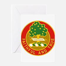 5 Field Artillery Regiment.psd Greeting Cards