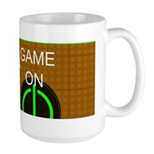 Keep Calm And Game On Mug - Orange Mug