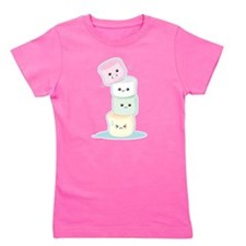 Cute Kawaii Girl's Tee