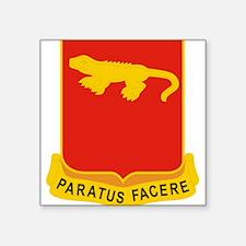 75 Field Artillery Regiment.psd Sticker