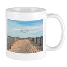 Delaware Beaches - Cape Henlopen. Mug