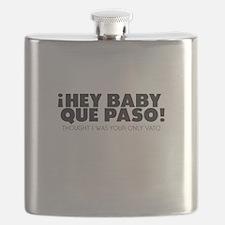 hey baby que paso Flask