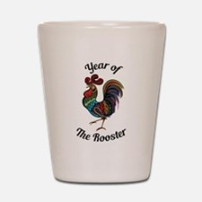Year of the Rooster Shot Glass