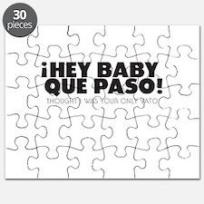 hey baby que paso Puzzle
