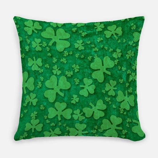 Shamrock Pattern Master Pillow