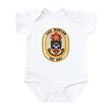 USS HAYLER Infant Bodysuit