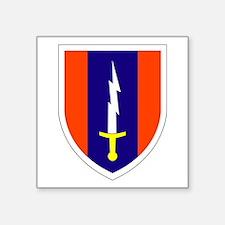 """Unique 8th battalion Square Sticker 3"""" x 3"""""""