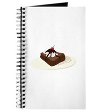Brownie Dessert Journal
