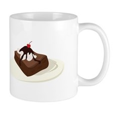 Brownie Dessert Mugs