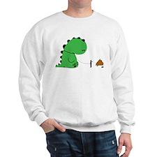 Stop pooping on people Sweatshirt