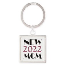 2015 New Mom Keychains