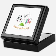 Mad Scientist Keepsake Box