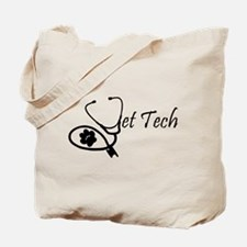stethoscope vet tech design Tote Bag