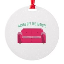 Hands Off Ornament